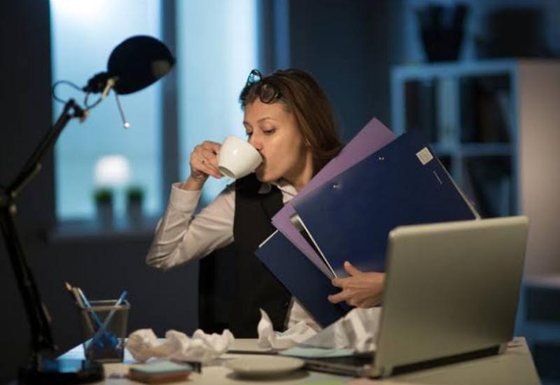 Como está a sua saúde mental no trabalho?